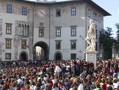 Assemblea di Ateneo a Pisa