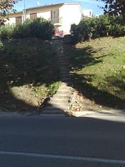 Escala del Barri del Funicular