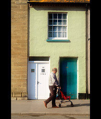 So Many Questions (Finntasia old) Tags: door man window buildings outside apartments walk entrance flats doorway tiny dorset inside portal everything thin tardis stroll narrow southstreet bridport shared pushchair dimensions amble mosey finntasia nigelfinn
