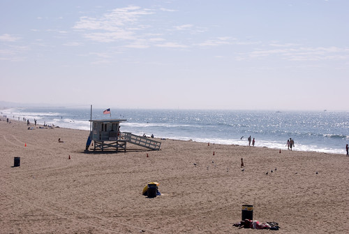 Santa Monica Pier and Beach 55