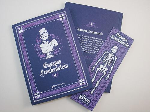 """Ensayos Frankenstein"""