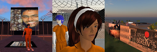 ART FOR JUSTICE: Nonny and Peggy talk about political art in SL