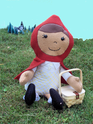 Be Careful Little Red Riding Hood