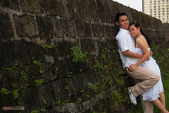 denzjeeprenup024 (myecreationz) Tags: shoot dennis marjorie intramuros denz prenup prenuptial balwarte jeeann myecreationz