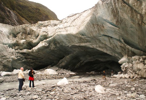 Franz Josef Glacier - Westland National Park, New Zealand
