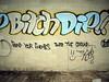 Pound your enemies into the ground... (ExcuseMySarcasm) Tags: urban streetart art mi graffiti die michigan detroit ground your u bitch wisdom pound packard enemies diebitchdie graffitiwisdom pundyourenemiesintotheground graffitimastersay