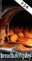 breadbakingday #14 - colored breads