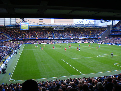 Vista de Stamford Bridge