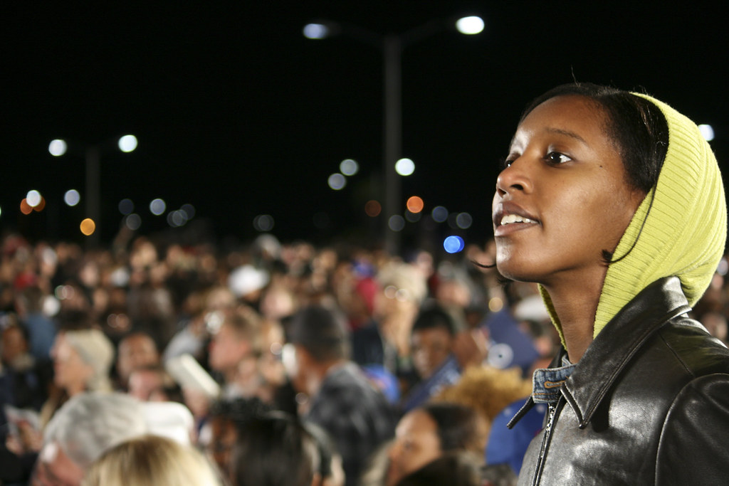 Barack Obama Rally-9774