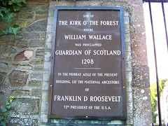 The Kirk O The Forest (Machighlander Photography) Tags: history scotland kirk selkirk williamwallace 1298 kirkotheforest scottishwarsofindependance