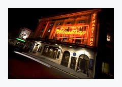 56th Year Running - Agatha Christie - Mousetrap - London - St Martins Theatre (Magdalen Green Photography) Tags: uk longexposure england london cool neon theatre stmartins entertainment mousetrap westend theatreland iaingordon 56thyearrunningagathachristiemousetraplondonstma