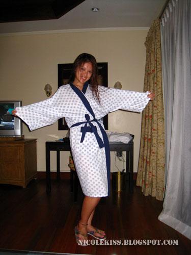 me in my kimono at sheraton langkawi