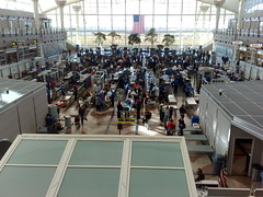 TSA Security Checkpoint Denver