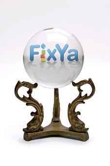 fixya globe sm