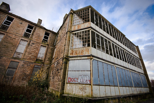 Broomhill Hospital 3 (by Ben Cooper)