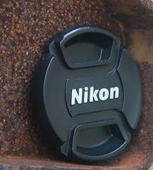 27/31 November 10, 2008 (MsMimiSmeeks) Tags: november black nikon rust indiana 2008 lenscaps 31days