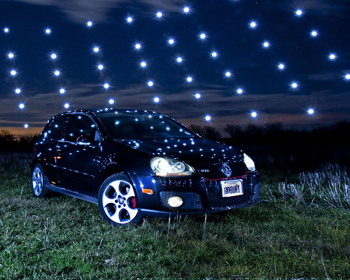Strobist VW GTI by you.