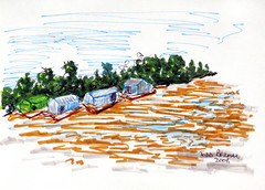 Mekong House Boats - Fish Farms