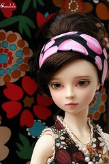 Candela (Ryoko) Tags: japan doll korea sd bjd superdollfie volks sd10 reche kyante tanyastyle