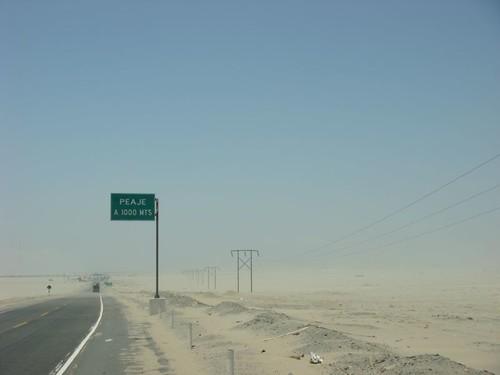 Ahhh, more desert...
