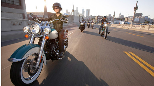 Harley Davidson sets Daytona Womens Ride