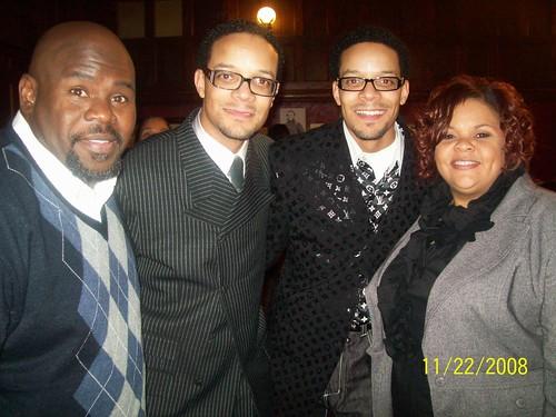 David Mann and Tamela Mann Family