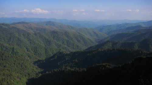 Clear Day in the Smokies
