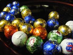 chocolates balls