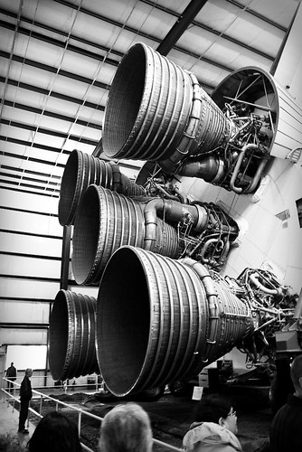 Saturn V - Main Engines