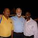Carl Brown, Mike Adam, Don Seymour