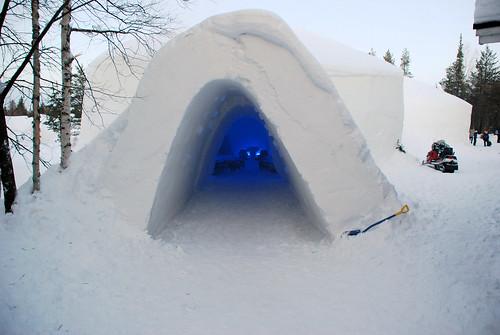 Lainio Ice Hotel