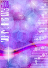 Merry Christmas!!! (olvwu | ) Tags: christmas pink light holiday night work design graphicdesign colorful purple bokeh taiwan christmastree taipei merrychristmas 2008 greetingcard christmascard holidayseason 1260 jungpangwu oliverwu oliverjpwu diamondstore heartsonfire olvwu holidaybokeh jungpang