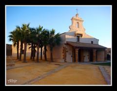 Ermita del Castillo de Santa Catalina (Cádiz) (Alberto Jiménez Rey) Tags: santa la catalina cybershot alberto rey lucia martinez castillo ermita caleta tapia jimenez dsct200