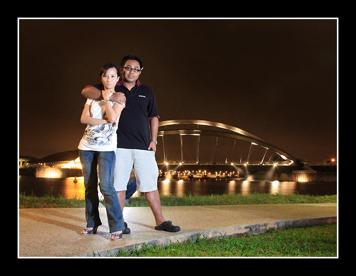 Me&Wife @ Putrajaya