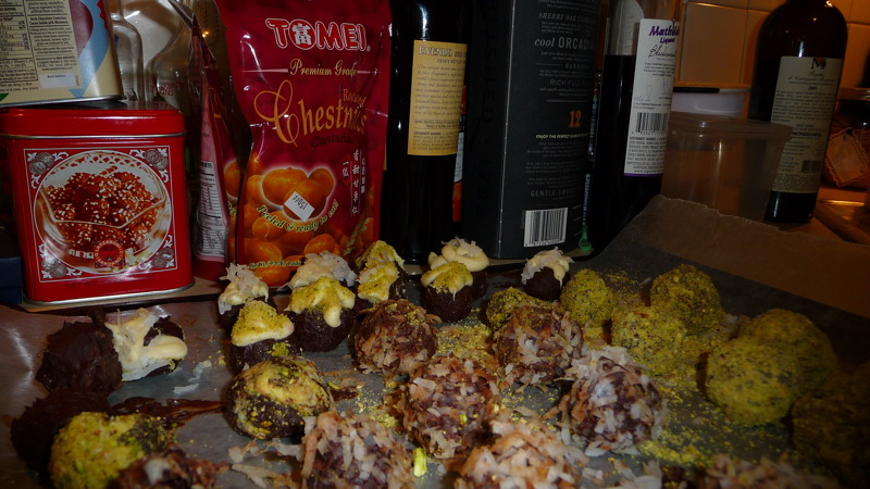 Alex's truffles