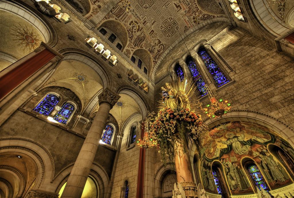 Basilique Ste-Anne-de-Beaupré 2
