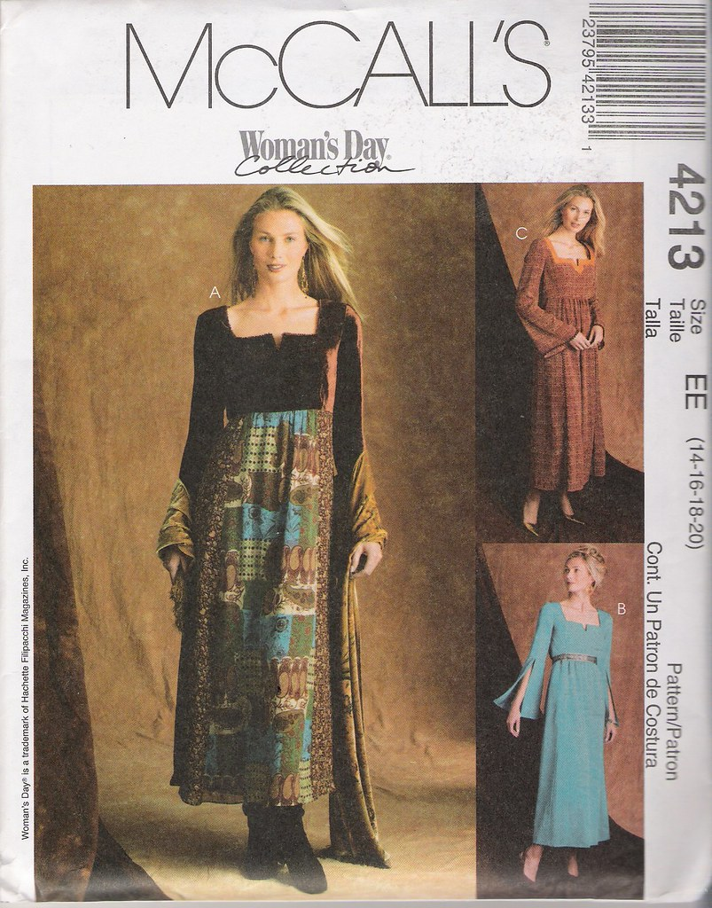 McCall's 4213 Size 14-20