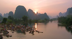 Somewhere Under Heaven (craigkass) Tags: china liriver asia yangshuo guillin ctrippic
