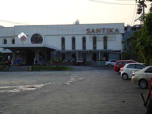 Santika Fire