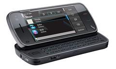 N97 Running Skype