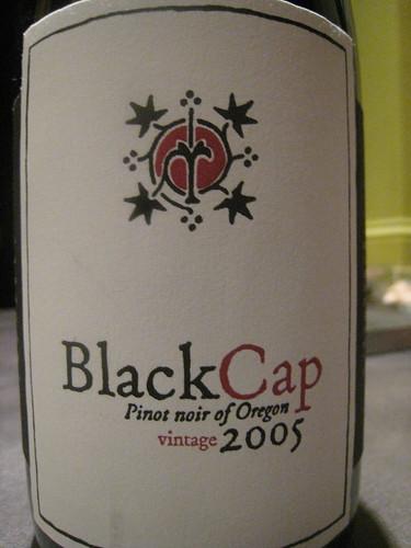 BlackCap Pinot Noir