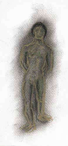 Life Drawing 2009-12-16_03