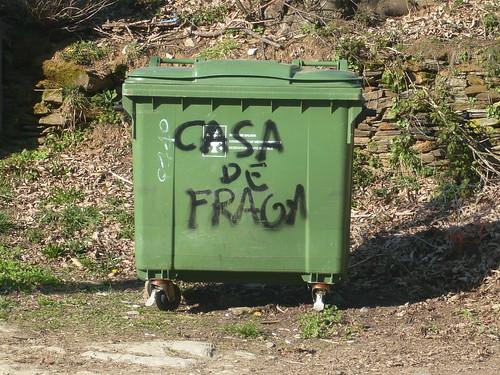A casa de Fraga