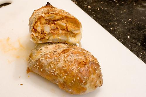 Nino's Chicken Roll (Sliced)