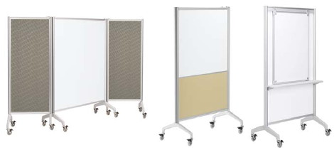 v-series mobile screens by egan