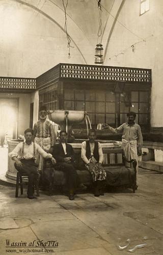 Hammam-Interior
