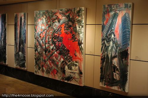 Fullerton Hotel - 6000 Metres Exhibition