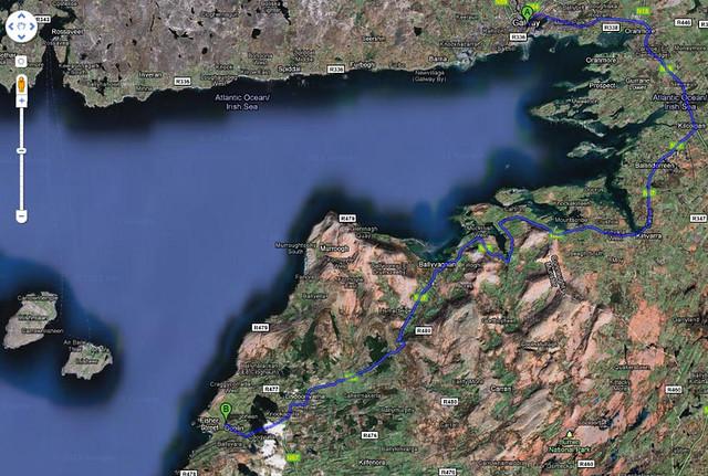 Mapa-Galway-Doolin