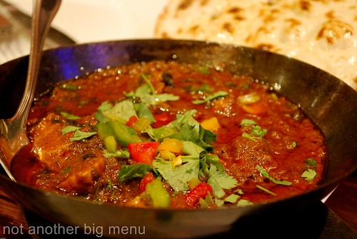 Needo, Whitechapel - Curry