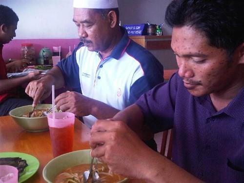 laksa kuala kangsar. 2010 Nie laksa Kuala Kangsar